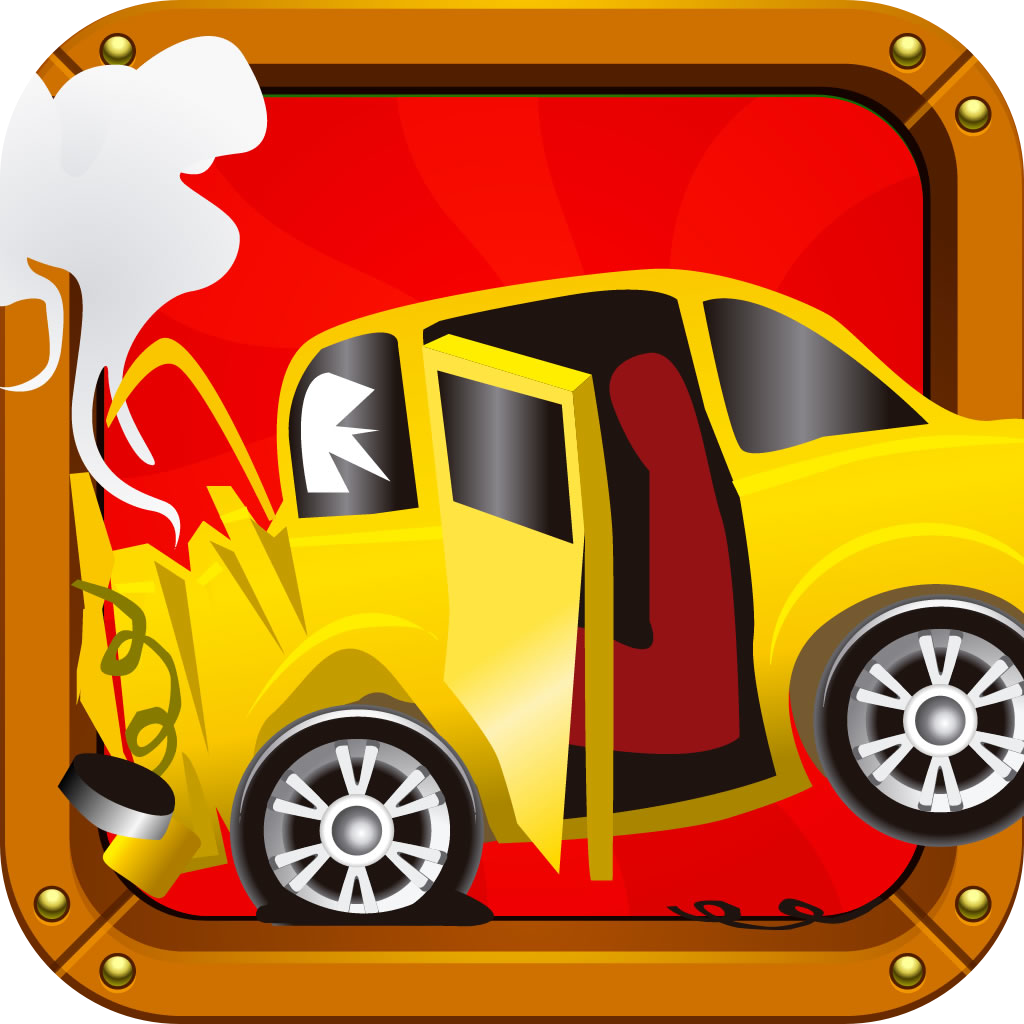 Traffic Town - The ultimate challenge by Andres Trompetero icon