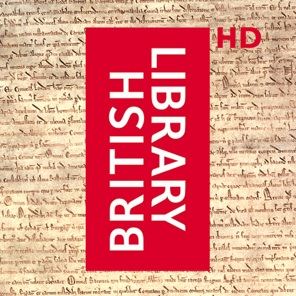 British Library: Treasures HD (AppStore Link)