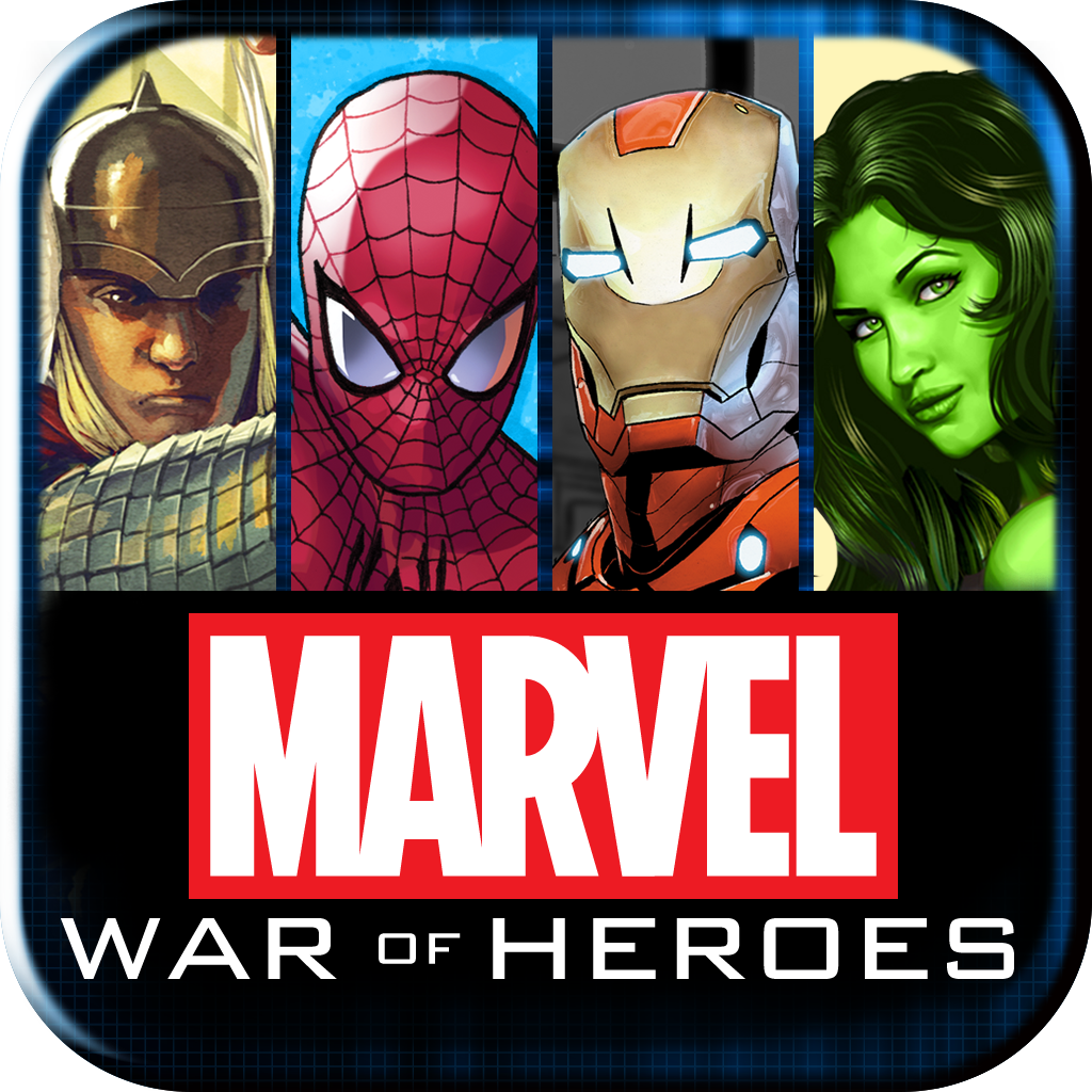 MARVEL War of Heroes iOS